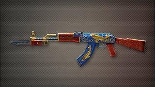 AK47 CQB Ao 蒼天戰鱗