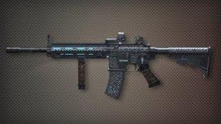 HK416 雷神之怒