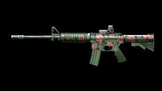 M4A1 亡命牡丹