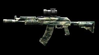 AK 107 鋼鐵叢林