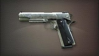 Colt SW1911 罪惡剋星