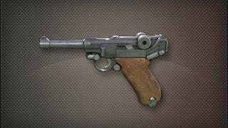 Luger P-08 鐵血殺手