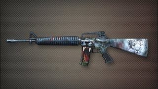 M16A2 雪飲狂豹