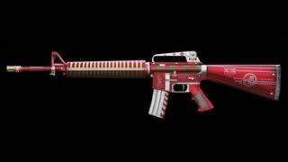 瑞雪 M16A2