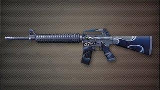 M16A2 Pristis 深海鯊皇
