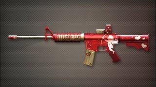 M4A1 邱比特