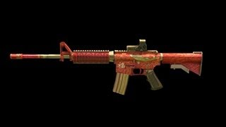 M4A1 Carpio 鯉躍龍門