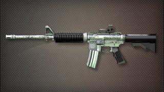 M4A1 Chrome 銀翼殺手