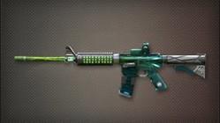 M4A1 綠光戰警