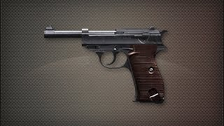 Walther P38 蓋世太保
