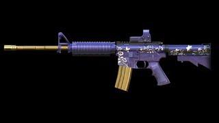 M4A1 異星怪客