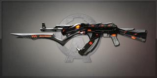 AK47-Black Snake 幽闇冥牙