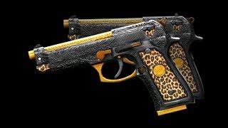 Dual Berettina 黃金獵豹