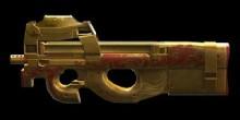 P90 Nugget 黃金寶藏