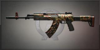 AK-12 野戰騎兵 SKIN