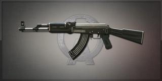 AK-47 Lion CFRP 深黑霸主