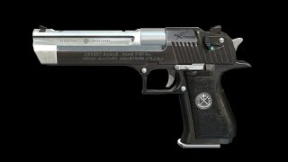 Desert Eagle BlackEdition 雪國之星