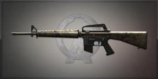 M16 VN DLC  強襲之星 SKIN
