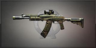 AK-107 Survivor 死谷之星