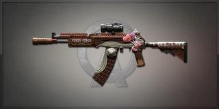 AK-107 Sweety 愛情獵人