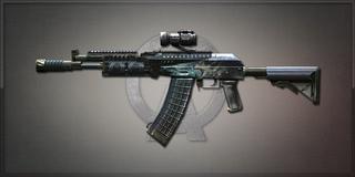 AK-107 Wolf 疾風之狼