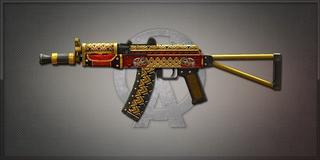 AKS-74U 鐵獅戰玲瓏