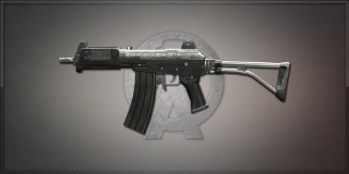 Galil MAR Chromenon 金屬製品