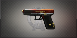 Glock21c Good Luck 幸運一擊