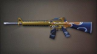 M16A2 Pristis Burst 爆裂鯊皇