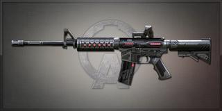 M4A1 GC Achilles 狂怒阿基里斯