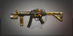 MP5K Vespa 大黃蜂