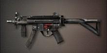MP5K Rail