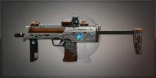 MP7A1 SilverMoon 皎月銀魂
