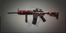 HK416 sFortuna 末世刺客