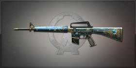M16 VN Frost Snow 冰霜之心