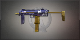 MP7A1 Sumire 侍魂