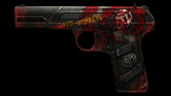 Tokarev TT-33 Red Monkeys 齊天大聖