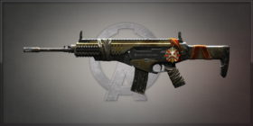ARX-160, Medal of Valor 英勇勳章