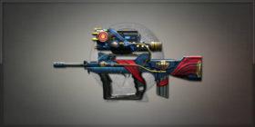 FA-MAS Guns of Steel 正義曙光