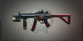 MP5K Guns of Steel 正義曙光