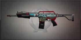 SPAS-15 Cannon 末代皇者
