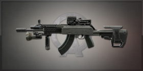 AK-47 Ultimate Custom 實戰