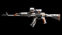 AK-74M the Argus 惡魔衛士
