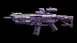 the Argus 556 Commando 惡魔衛士