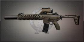 SIG MCX SBR 突擊步槍