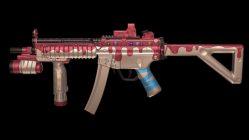 MP5K Meloso 愛情獵人