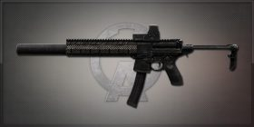 SIG MPX-SD Carbine