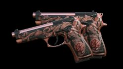 The Titan Beretta 佛洛拉