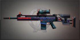 Mk.20 Black Neon 霓虹幻舞