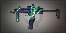 MP7A1 the Galaxy 浩瀚銀河